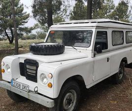 1985 LAND ROVER SERIES 3 FOR SALE