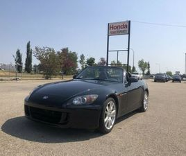 2005 HONDA S2000 LOW KM! HARD TO FIND ICONIC S2000! | CARS & TRUCKS | GRANDE PRAIRIE | KIJ