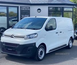 USED 2016 CITROEN DISPATCH 1000 ENTERPRISE NOT SPECIFIED 64,000 MILES IN WHITE FOR SALE |