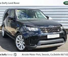 LAND ROVER DISCOVERY SD4 SE FOR SALE IN DUBLIN FOR €54,900 ON DONEDEAL