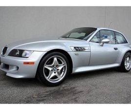 USED 2000 BMW Z3 M COUPE