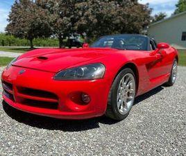 2004 DODGE VIPER SRT-10 | CARS & TRUCKS | ST. CATHARINES | KIJIJI