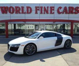 2015 AUDI R8 4.2 | ACCIDENT FREE | 430 HP! | 4.2L V8 | S-TRONIC | CARS & TRUCKS | CITY OF