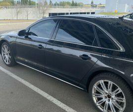 2011 AUDI A8L CHARCOAL   CARS & TRUCKS   EDMONTON   KIJIJI