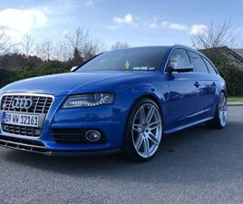2009 AUDI S4 AVANT B8 FOR SALE IN WICKLOW FOR €15,000 ON DONEDEAL