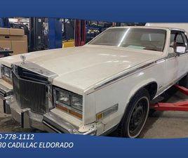 CADILLAC ELDORADO 1980