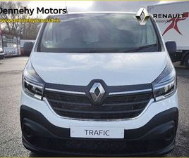 RENAULT TRAFIC LWB BUSINESS AVAILABLE EX STOCK FOR SALE IN LIMERICK FOR €22,939 ON DONEDEA