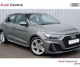 AUDI A1 SPORTBACK 1.0TFSI 116HP S-LINE 5DR FOR SALE IN DUBLIN FOR €23,995 ON DONEDEAL