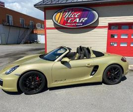 BOXSTER S 2014