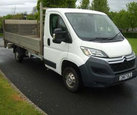 CITROEN RELAY DROP SIDE, 2017 FOR SALE IN TYRONE FOR £12,500 ON DONEDEAL