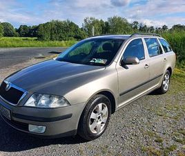 SKODA OCTAVIA 1.9TDI TAXED (LOWTAX)NEW NCT FOR SALE IN LONGFORD FOR €1,995 ON DONEDEAL