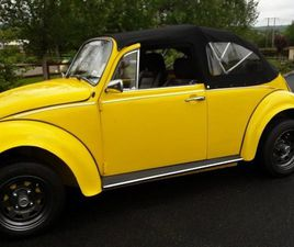 CLASSIC VOLKSWAGON BEETLE FOR SALE IN DONEGAL FOR €5,250 ON DONEDEAL