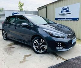 18 KIA CEED GT-LINE DIESEL = 1 OWNER FROM NEW. FOR SALE IN CORK FOR €18,950 ON DONEDEAL