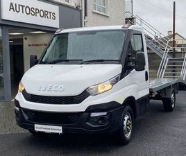 IVECO DAILY AUTOMATIC TOW TRUCK **NEW DOE** FOR SALE IN DUBLIN FOR €19,900 ON DONEDEAL