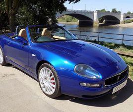 2002 MASERATI SPYDER 4.2 GT - £21,995