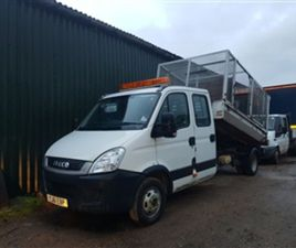 USED 2011 IVECO DAILY 50C14D NOT SPECIFIED 122,000 MILES IN WHITE FOR SALE | CARSITE