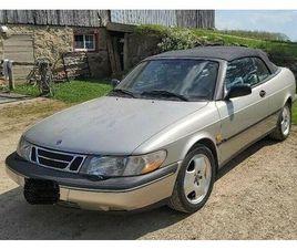 1997 SAAB 900 SE TURBO CONVERTIBLE | CLASSIC CARS | BARRIE | KIJIJI