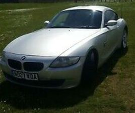 BMW Z4 COUPE SI 3 LTR
