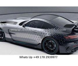 MERCEDES-BENZ AMG GT BLACK SERIES P ONE PETRONAS P1