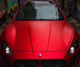 2009 MASERATI GRANTURISMO SPORT - RARE TRACK PACKAGE - LIKE NEW   CARS & TRUCKS   CITY OF