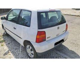 SEAT AROSA 1.0 COM 90000KM ACEITO RETOMA
