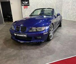 BMW Z3 ROADSTER 2.2/INDIVIDUAL/VELVET-BLUE/LEDER/18´