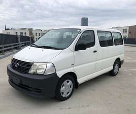 MINI BUS-VOITURE BELGE-ONLY FOR EXPORT OUT OF EURO