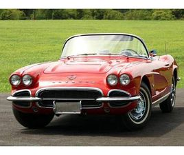 1962 CHEVROLET CORVETTE FUEL INJECTION (RESTORED - NUMBERS MATCHING)