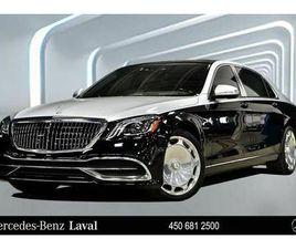 2020 MERCEDES-BENZ MAYBACH S 560 4MATIC SEDAN   CARS & TRUCKS   LAVAL / NORTH SHORE   KIJI