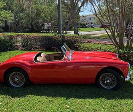 1958 MG A FOR SALE