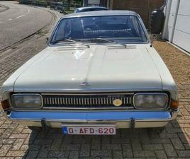 ② OPEL COMMODORE A COUPÉ AUTOMAAT - OLDTIMERS & ANCÊTRES