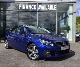 PEUGEOT 308 CLICK COLLECT ALLURE 1.2 PURETECH 130 FOR SALE IN TIPPERARY FOR €16,950 ON DON