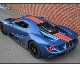 2018 FORD GT COUPE