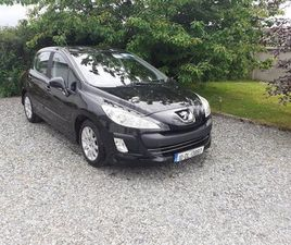 2010 PEUGEOT 308 1.6 HDI FOR SALE IN DONEGAL FOR €2,000 ON DONEDEAL
