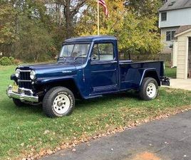 1958 WILLYS JEEP PICKUP