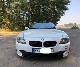 BMW Z4 COUPE 3.0SI SOMMERFAHRZEUG / GEPFLEGT