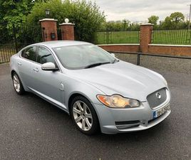JAGUAR XF NEW NCT AUTO FOR SALE IN WICKLOW FOR €3,500 ON DONEDEAL