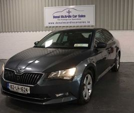 SKODA SUPERB, 2016 2.0TDI SE TECHNOLOGY 150PS 5DR FOR SALE IN LOUTH FOR €15,995 ON DONEDEA