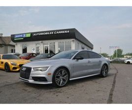 2017 AUDI A7 3.0T COMPETITION , CPO ENDS MARCH 2023 | CARS & TRUCKS | GATINEAU | KIJIJI