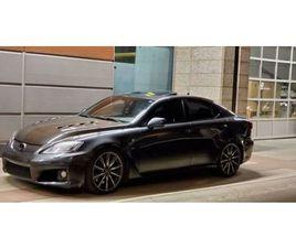 2009 LEXUS IS-F   CARS & TRUCKS   CALGARY   KIJIJI