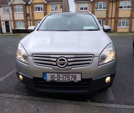 NISSAN QASHQUAI +2 FOR SALE IN WATERFORD FOR €3,500 ON DONEDEAL