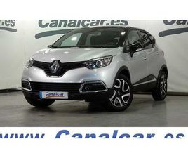RENAULT CAPTUR TCE ECO2 ENERGY ZEN 90 4X4, SUV O PICKUP DE SEGUNDA MANO EN MADRID   AUTOCA