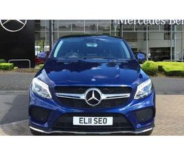 MERCEDES-BENZ GLE COUPE GLE 350D 4MATIC AMG LINE PREMIUM 5DR 9G-TRONIC 3.0