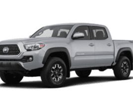 TRD OFF ROAD DOUBLE CAB 5' BED V6 4WD MANUAL
