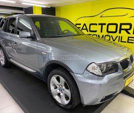 BMW - X3 3.0D
