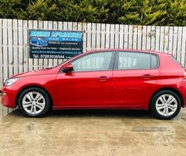 2014 PEUGEOT 308 1.6HDI ACTIVE - £5,150