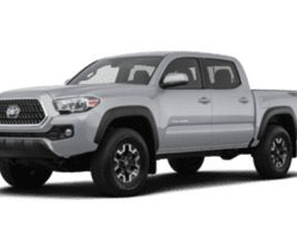 TRD OFF ROAD DOUBLE CAB 6' BED V6 4WD AUTOMATIC