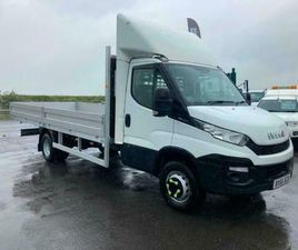 IVECO DAILY 70-170 18FT DROPSIDE TRUCK. *AIRCON* *BRAND NEW DROPSIDE BODY*