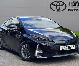 2021 TOYOTA PRIUS 1.8 VVT-I BUSINESS EDITION PLUS (15IN ALLOYS) CVT - £26,995