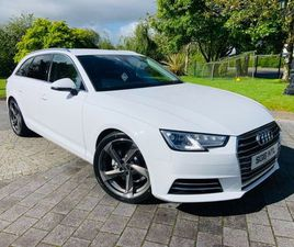 2016 AUDI A4 AVANT SPORT ULTRA TDI *XENONS,NAV* FOR SALE IN TYRONE FOR £10,650 ON DONEDEAL